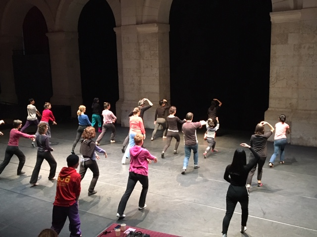 Master classe danse - Korean'Art