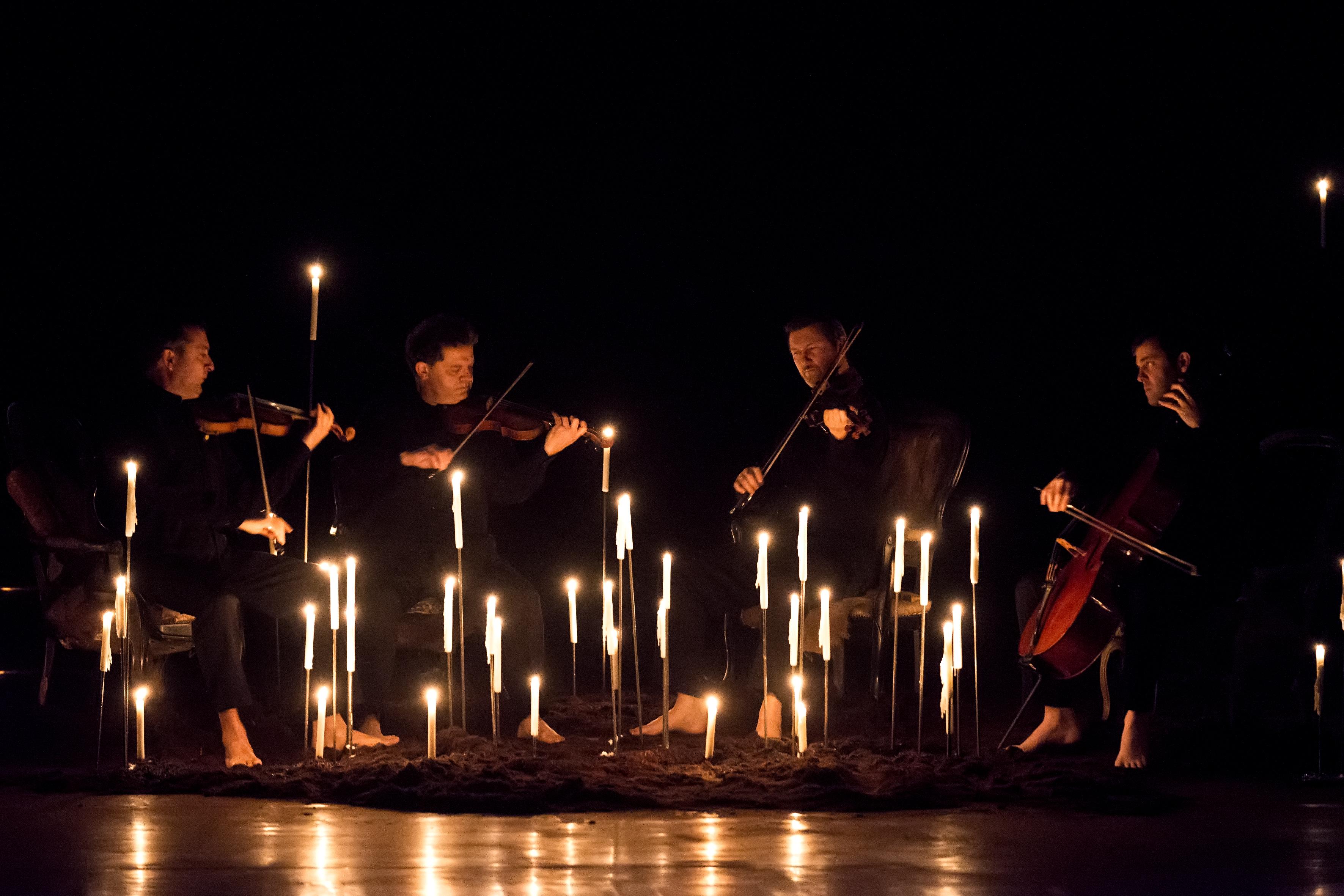 Quatuor Debussy © Joot Prod