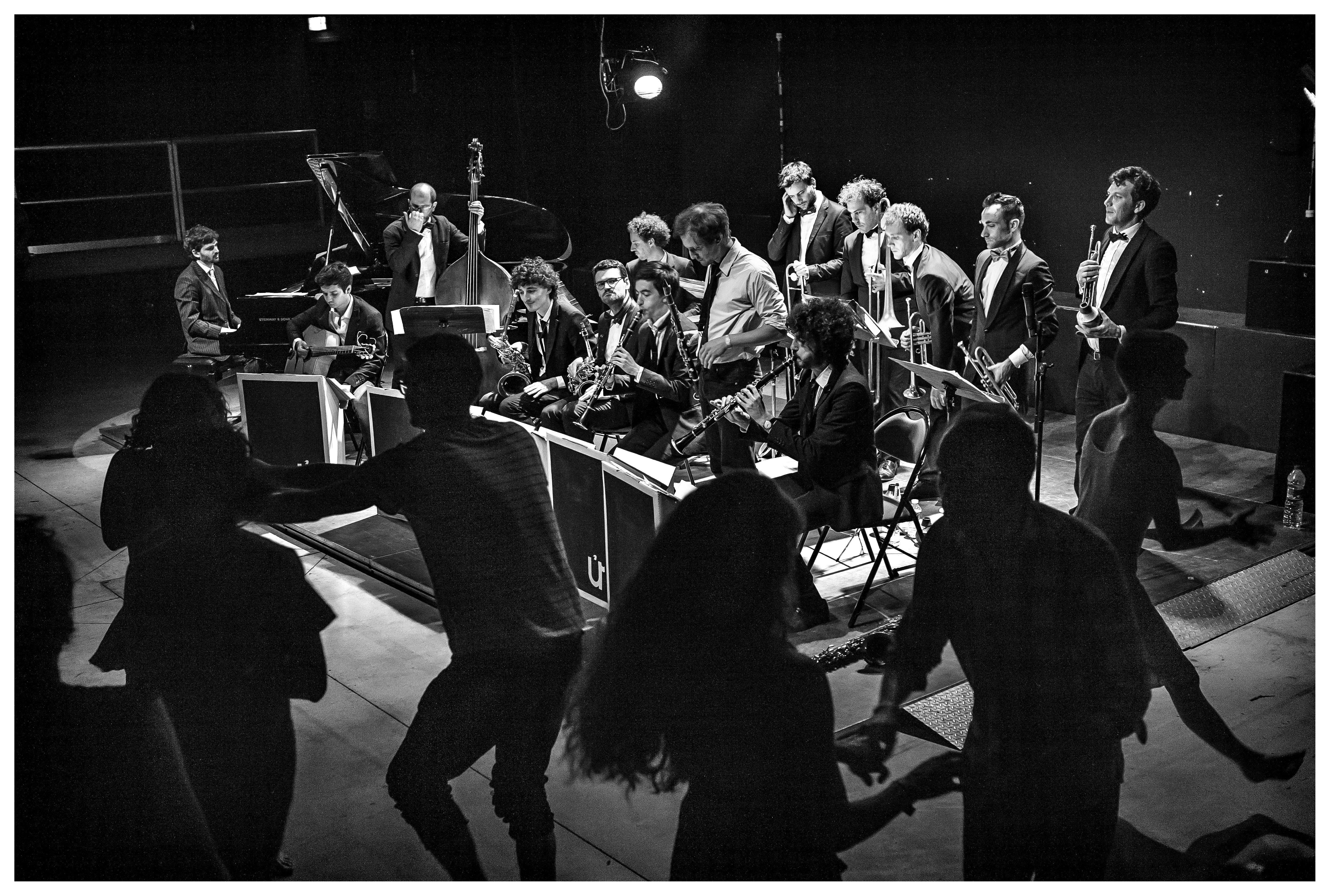 Umlaut Big Band © Dominique Hamot