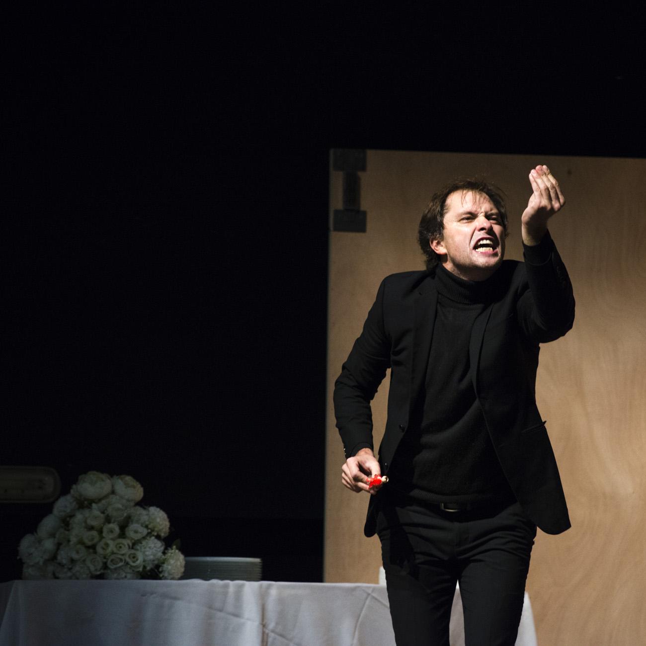 Hamlet © Gilles Le Mao