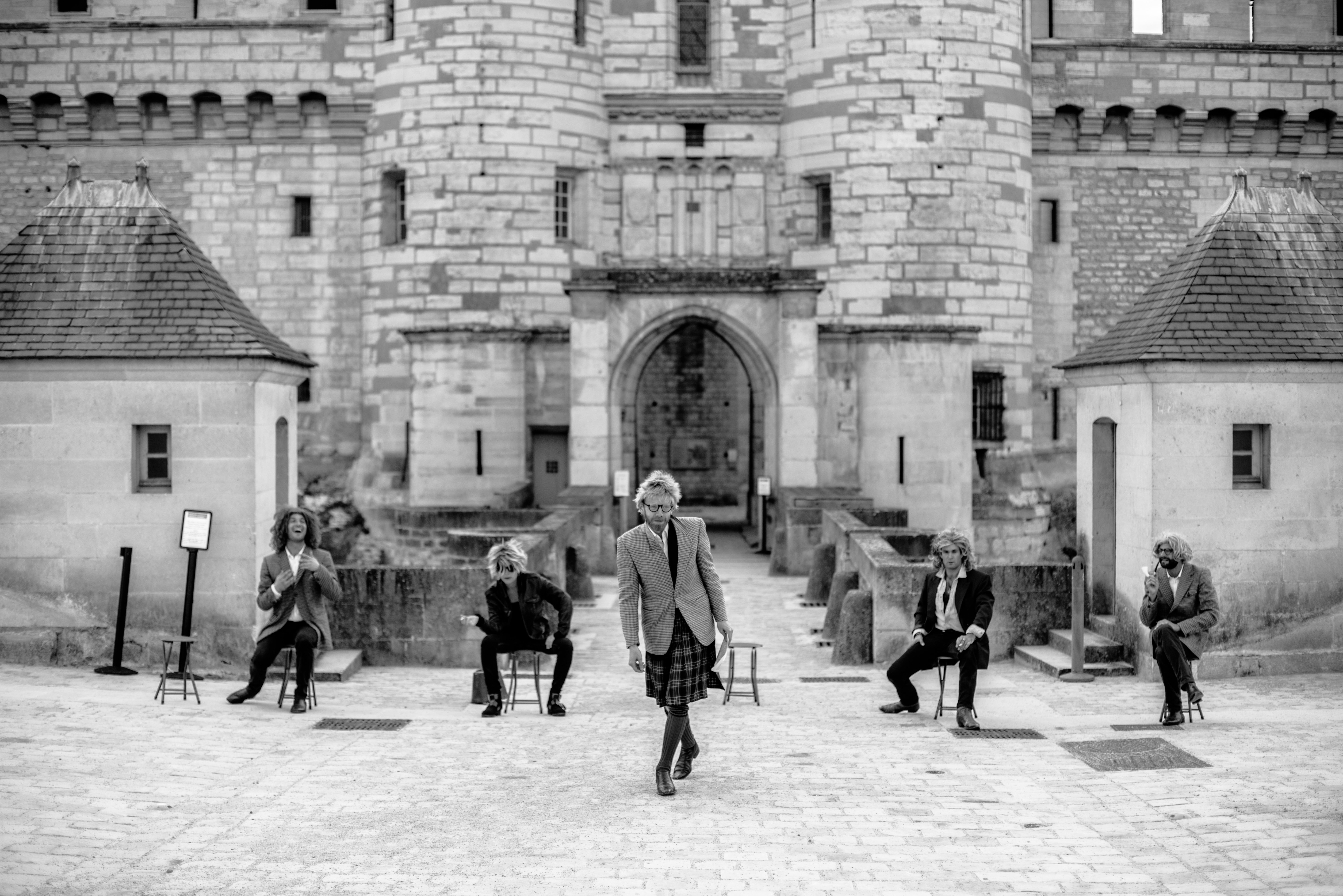 Les Trois Mousquetaires © Bernard De Rouffignac