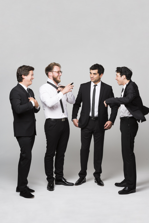 Quatuor Van Kuijk © Svend Andersen